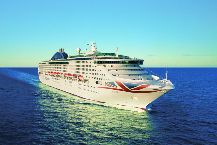P&O Cruises reveals new winter programme for Oceana