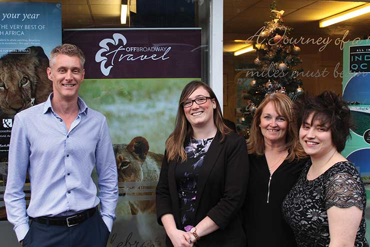 Off Broadway Travel, Welwyn: South East's Top Agency 2017