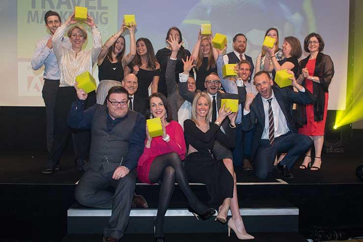Travel Marketing Awards 2017 winners
