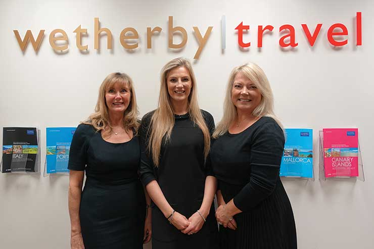 Wetherby Travel, Wetherby
