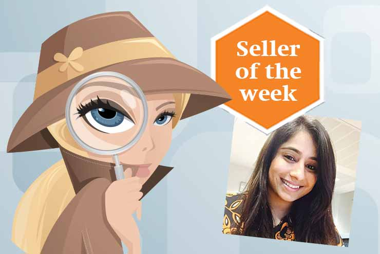 Seller of the week: Sital Shah, Kenwood Travel