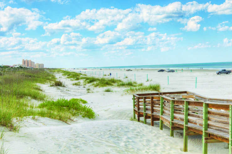 On Our Radar: The white sands of Florida's Smyrna Beach