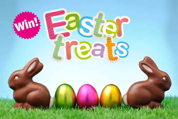 NEW: Win chocs and more in our Easter treats bonanza!
