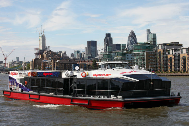 City Cruises crew help to rescue terror attack victim from river