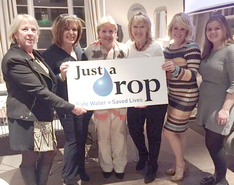 Just a Drop pledges support for women in the developing world