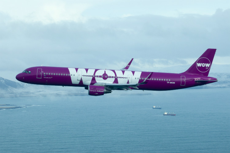 WOW Air cancels all flights and ceases operations