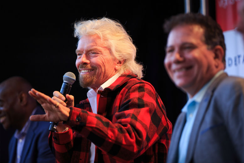 Richard Branson pledges $250m to help Virgin companies