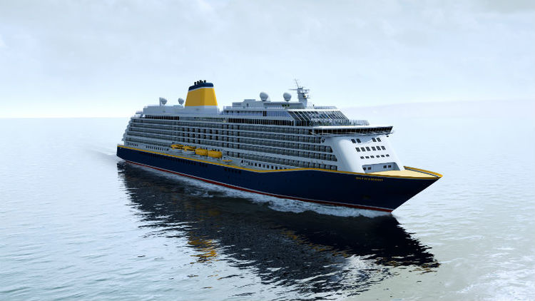 Saga hastens delivery of second cruise ship due to consumer demand