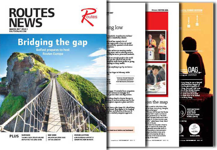 Read Routes News 2, 2017