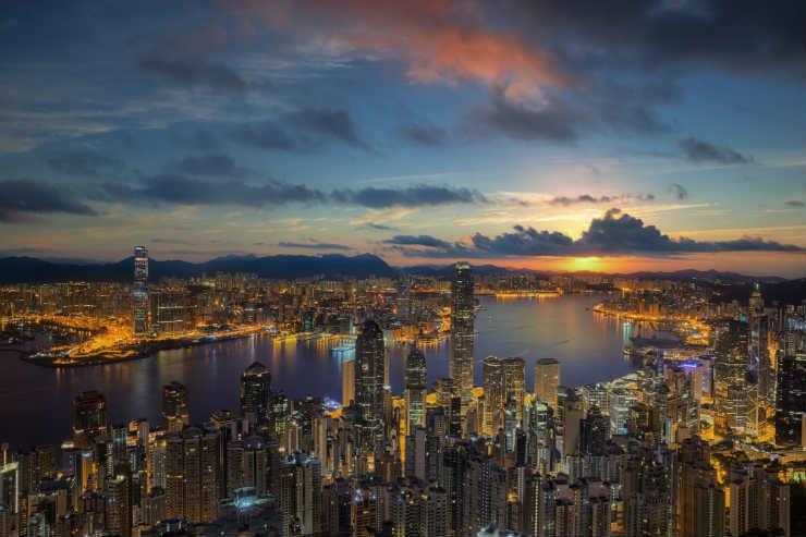 Win Love2shop vouchers courtesy of the Hong Kong Tourism Board