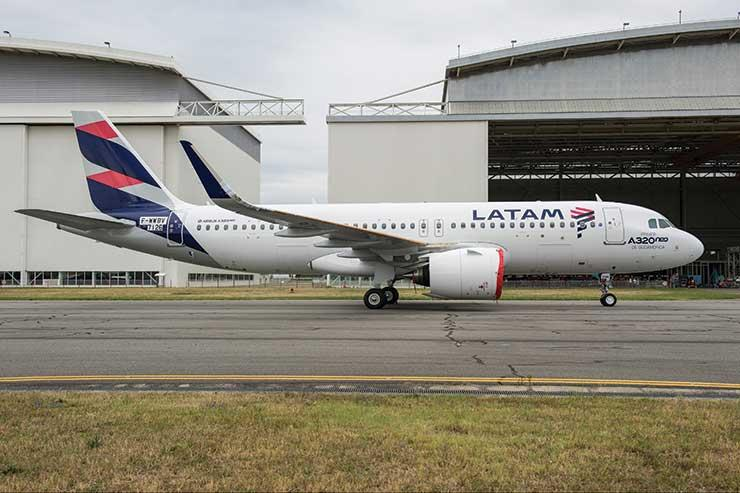 Latam and Delta announce codeshare arrangement