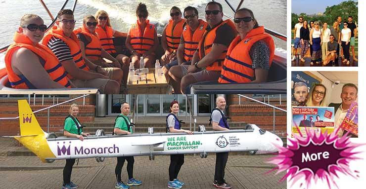 Planes, training and autospeedboats