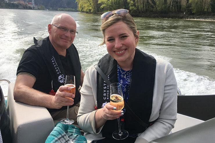 Jennifer-and-her-dad-John-on-Crystal-Mozarts-yacht.jpg