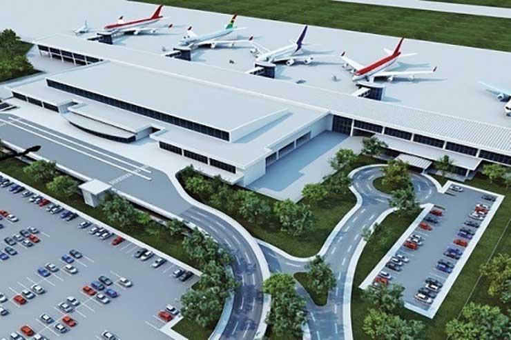 Airport developments