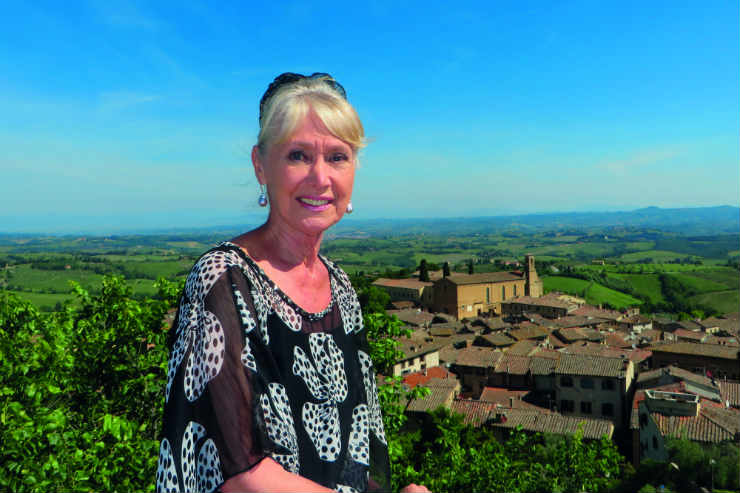 In The Frame: Jan Leeming