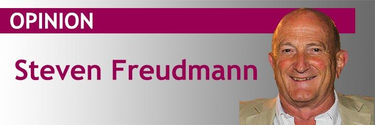 Steven Freudmann Opinion