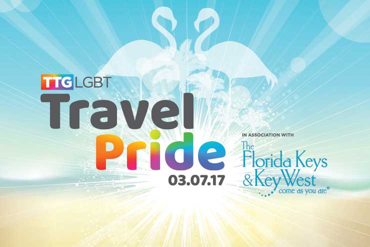 Introducing the first ever Travel Pride!