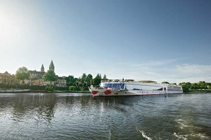 Cruise Plus by Travel 2 adds A-Rosa River Cruises