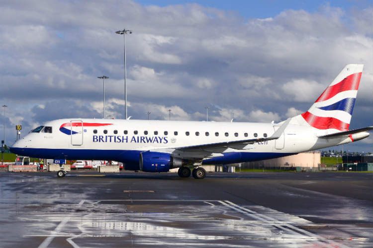 BA lifts off at Birmingham after 10-year absence