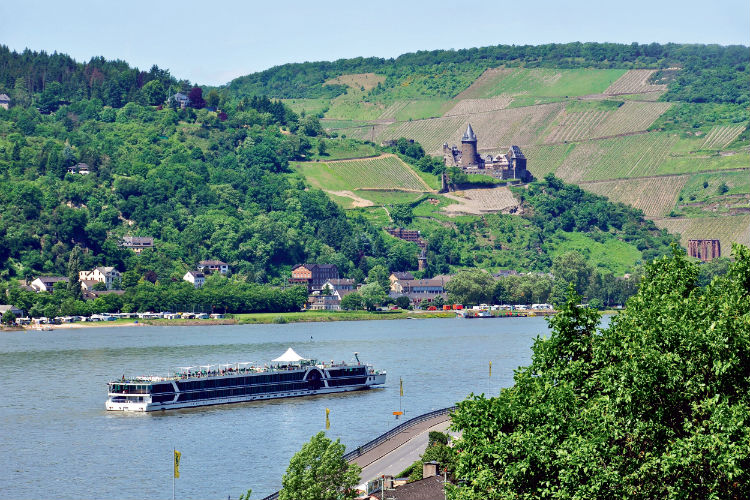 Fred Olsen announces launch of river cruise brand