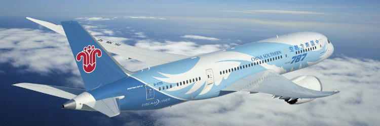 China Southern Airlines doubles daily Guangzhou service