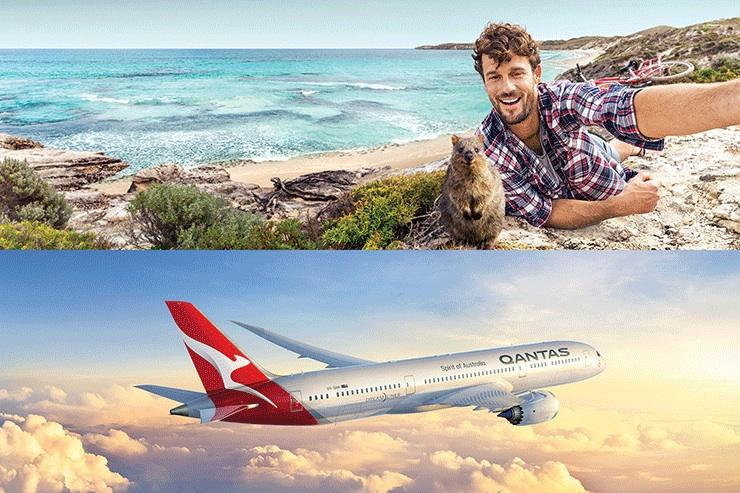 NEW: Win a place on a fam trip and party in style with Qantas and Tourism Western Australia