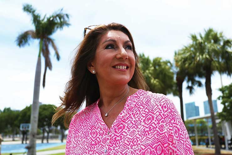 The TTG Interview: Jane McDonald sings the praises of cruise