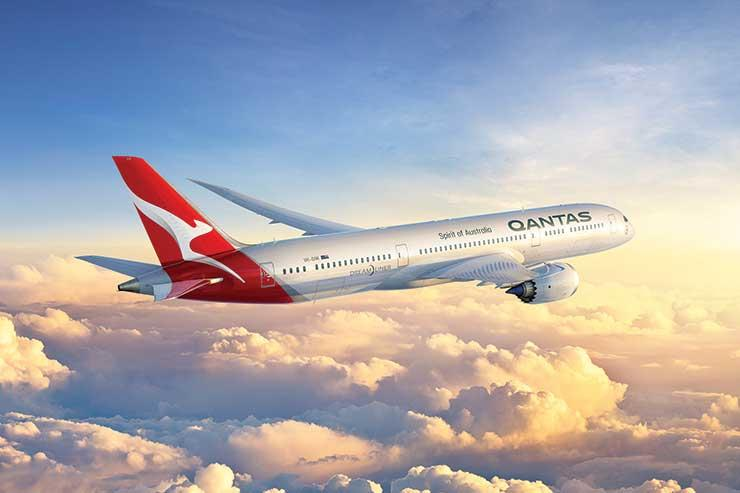 Qantas Group reveals record profits and trumpets non-stop London flight's success