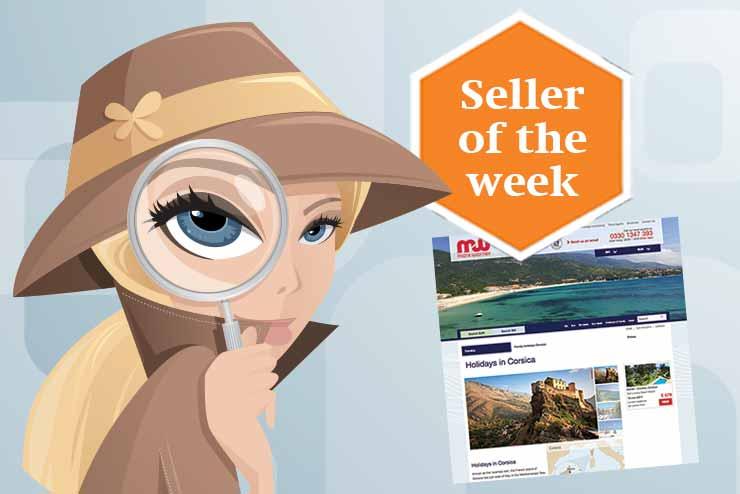 Seller of the week: Mark Warner