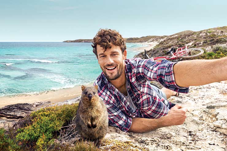 Join Qantas & Tourism Western Australia for non-stop fun!