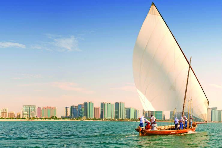 NEW: Win a VIP Abu Dhabi holiday with Gold Medal