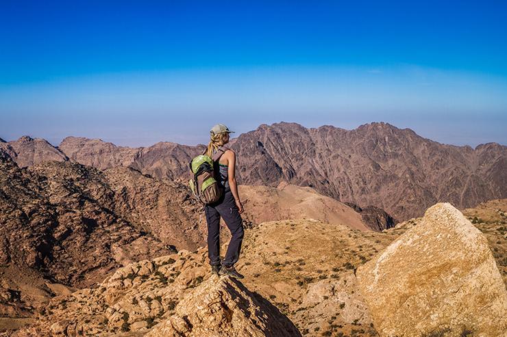 Visit Jordan Trail