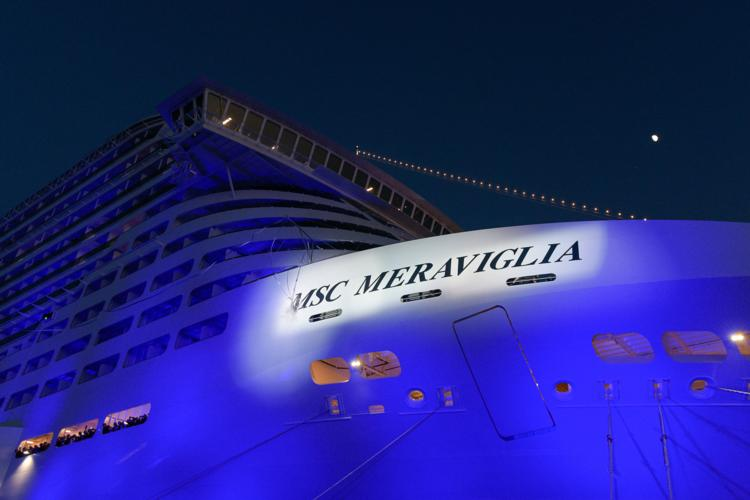 MSC Meraviglia will seek to dock in Mexico now