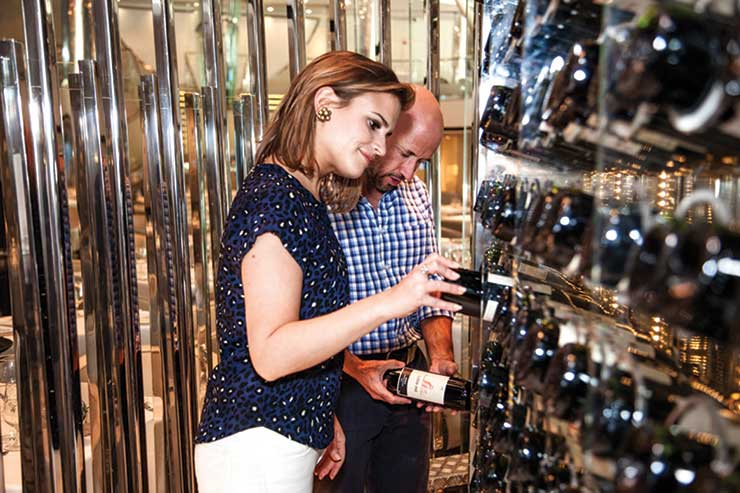 Drink up: becoming a wine connoisseur with Celebrity Cruises