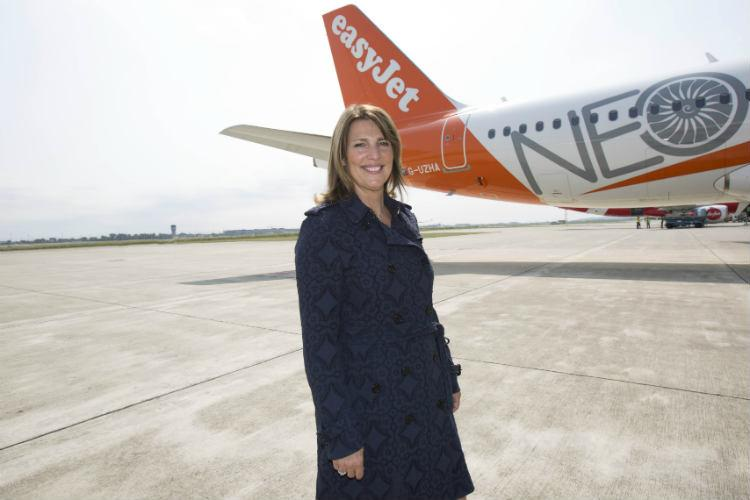 EasyJet boss McCall linked with ITV top job
