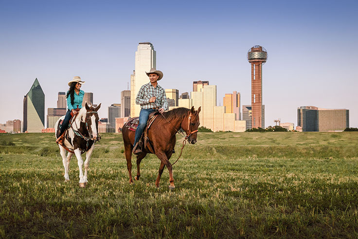 Visit Dallas and Fort Worth