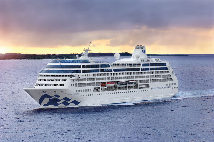 Pacific Princess sold to undisclosed buyer