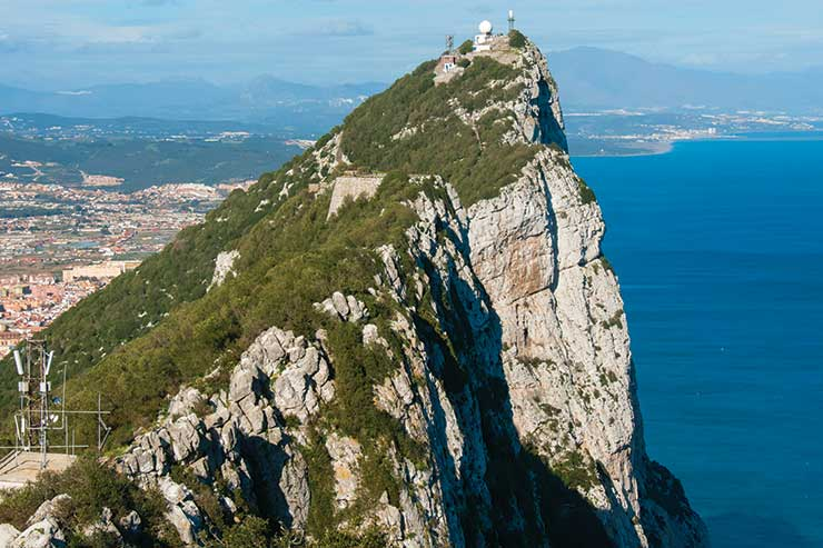 Gibraltar: Between the Rock and a hard place