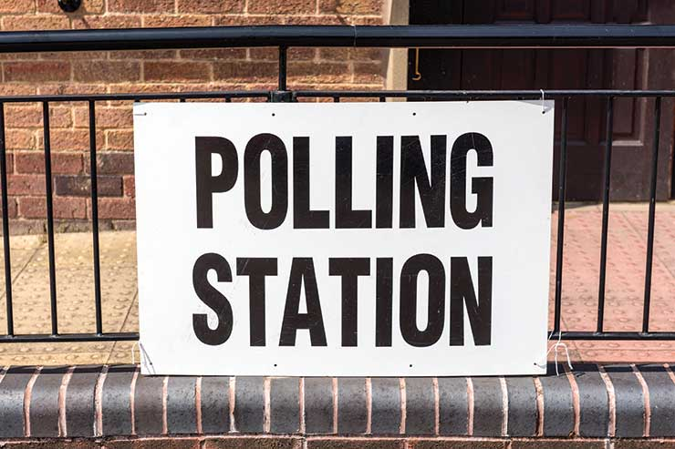 Do you think a December general election will impact peak demand?