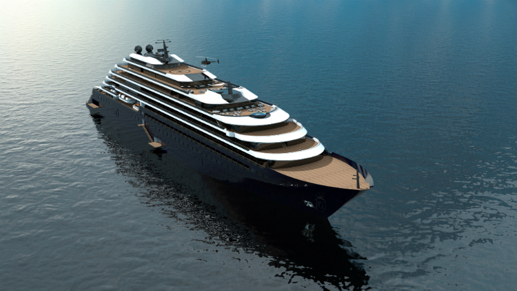 Ritz-Carlton to enter cruise market with three luxury yachts
