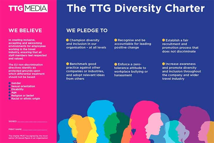 Click, print and sign the TTG Diversity Charter