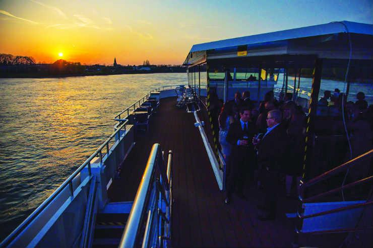 Serenade on the waterways: Sailing onboard Titan's first exclusively chartered river ship