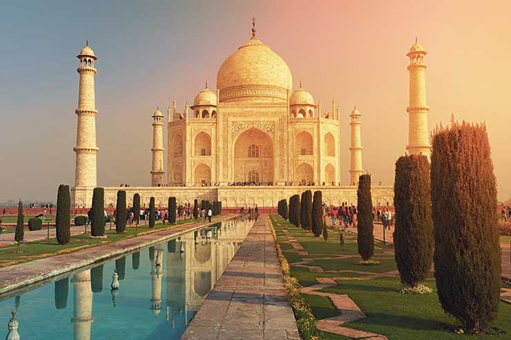 Taking in the marvels of India's Golden Triangle with Riviera