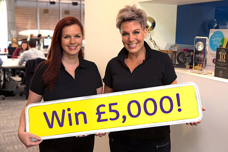 NEW: Win a £5k shopping spree with Holiday Extras