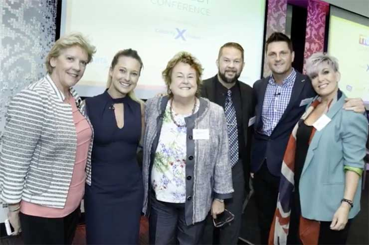 TTG LGBT Conference at Kensington Roof Gardens
