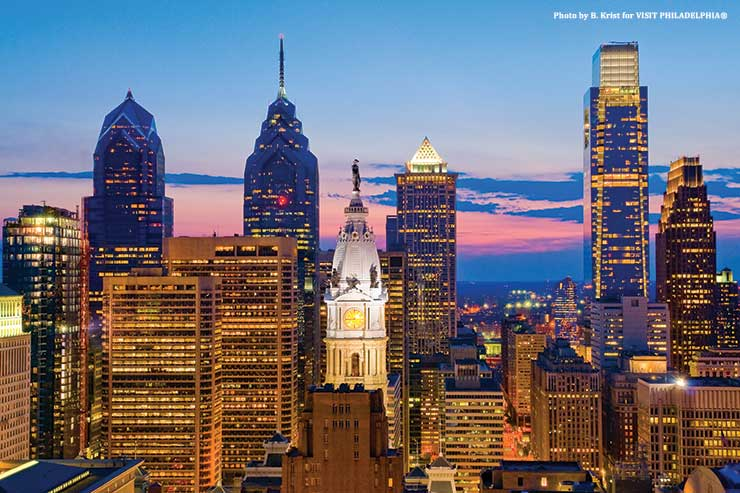 Philadelphia to host Irish Travel Agents Association conference