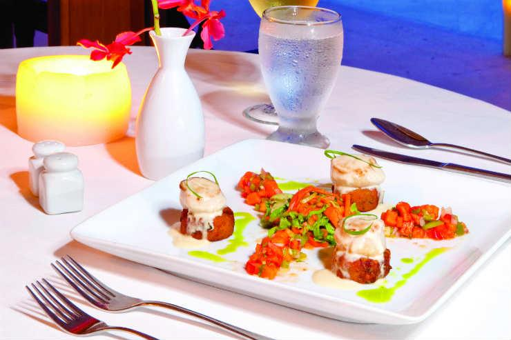 All in good taste: Fine dining in the Caribbean