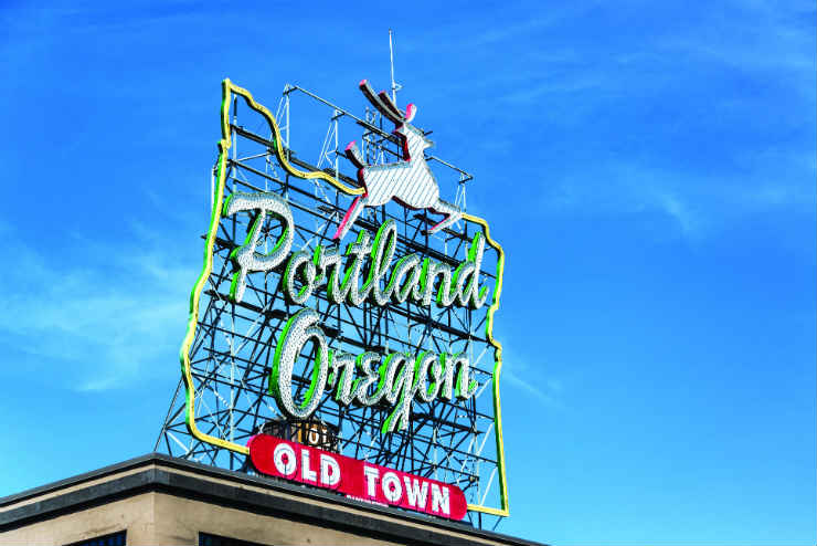 On Our Radar: The hip hub of Portland