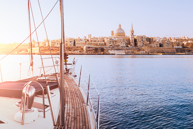 Nominate your colleague to win a Valletta city break for two