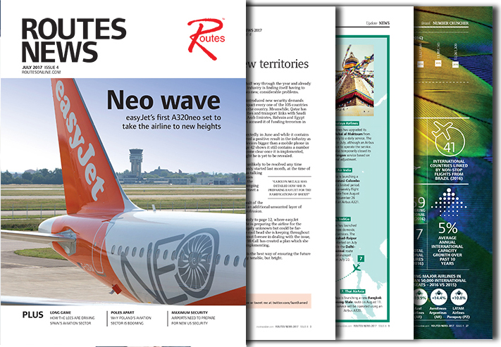 Read Routes News 4, 2017